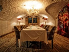 Introducing our new 'Private Wine Cellar Dining Room'